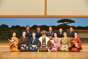 国立劇場おきなわ研究公演「与論十五夜踊りと沖縄芸能」