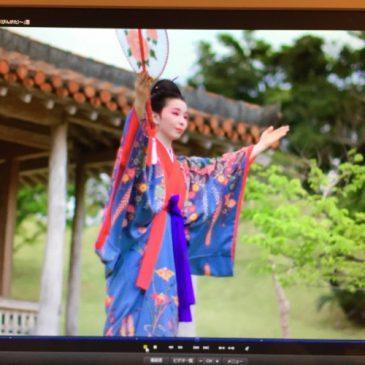 NHK「イッピン」沖縄紅型  再放送のお知らせ