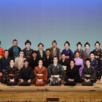 沖縄芝居研究会公演 「薬師堂」「伊舎堂情話」
