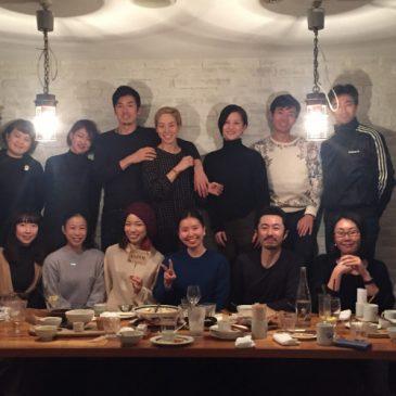 新潟市民芸術文化会館・りゅーとぴあ(Noism)の研修終了