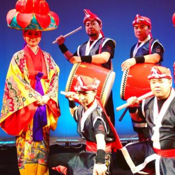 にっぽん丸「飛んでクルーズ沖縄」琉球芸能公演