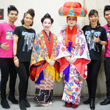 bless4 15周年アジアツアー 出演しました