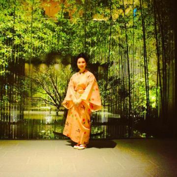 京都 ザ・サウザンド キョウトにて