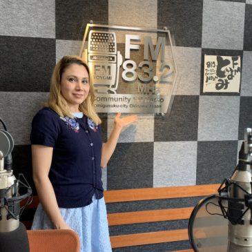 FMとよみ 「ちえのMusic a GO GO!!」10/6(日)夜9時から放送
