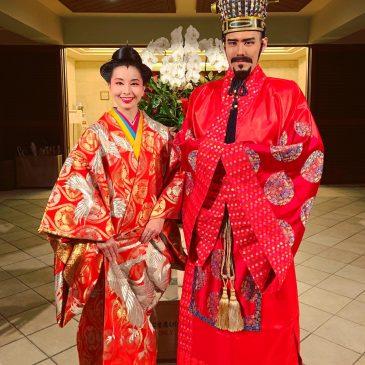 万国津梁館「琉球の宴」