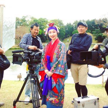 CSディスカバリーチャンネル「明日への扉」 琉球紅型特集 収録